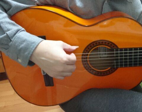 アバニコ奏法の分解写真1