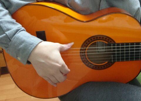 アバニコ奏法の分解写真2