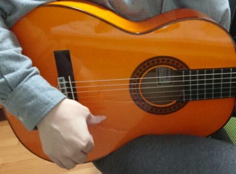 アバニコ奏法の分解写真3