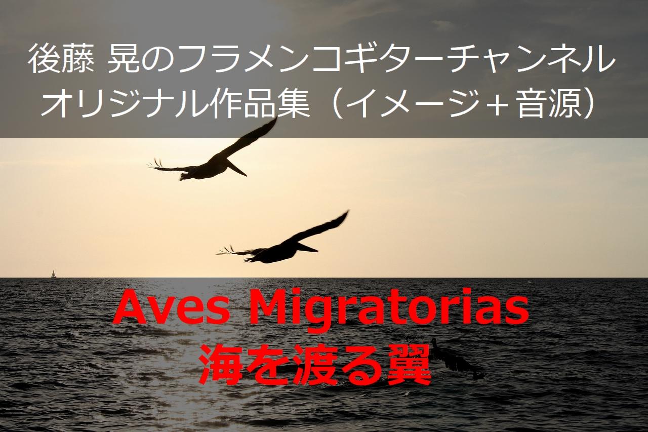 海を渡る翼