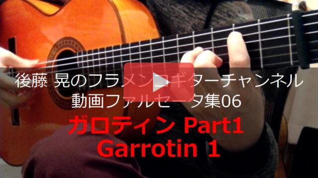 ガロティンPart1 ギター演奏