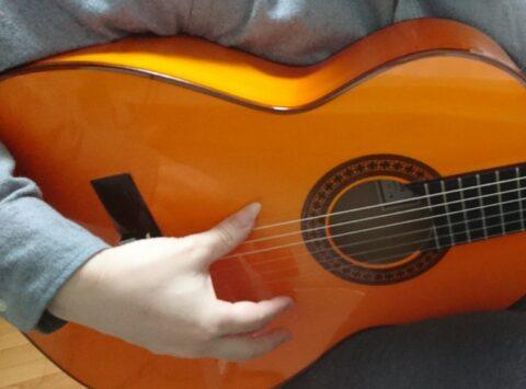 指を使ったセコ2