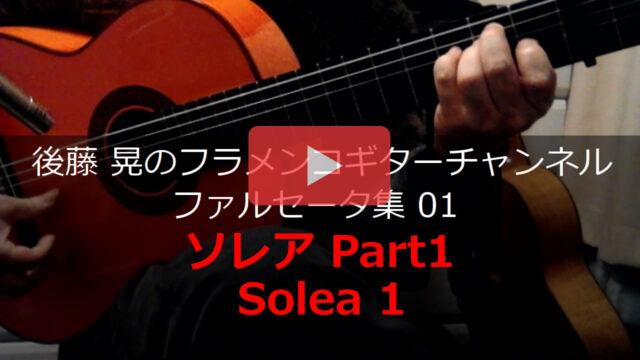 ソレアPart1 動画